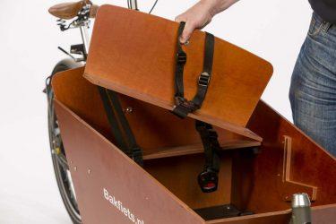 2nd Bench for (E-)Cargo Bike Long