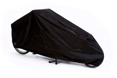 All Weather Cover for (E-)Cargo Long - Amsterdam Bicycle Company