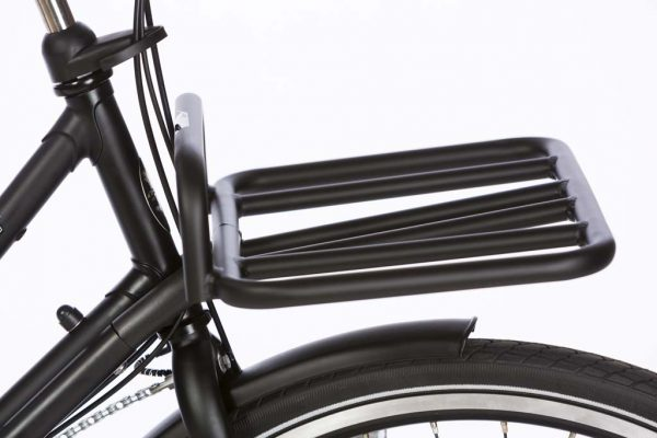 Aluminum Front Rack - Amsterdam Bicycle Company