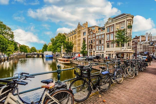 Amsterdam - Dutch Bicycles