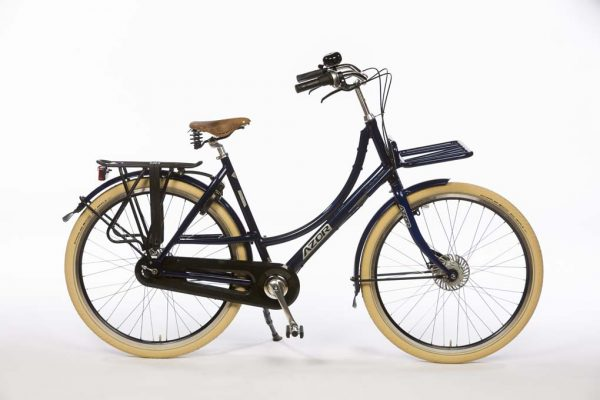 Azor Ameland Ladies Night Blue Gloss - Amsterdam Bicycle Company