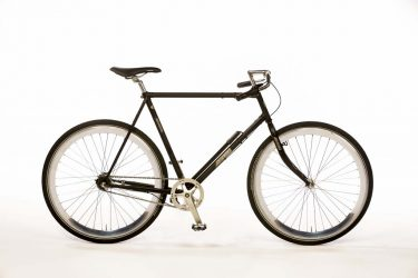 Azor Marken Gents Matte Black - Amsterdam Bicycle Company