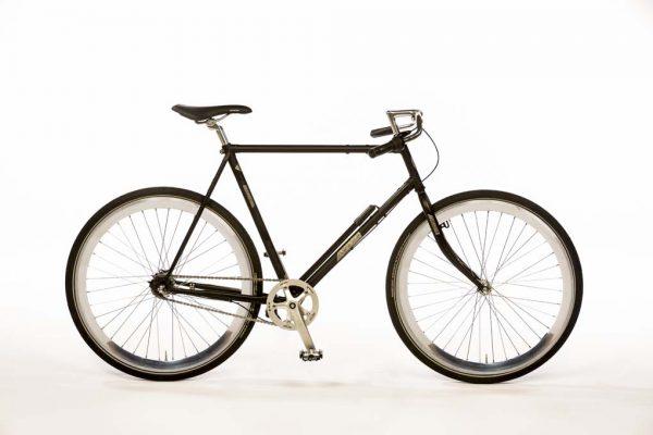 Azor Marken Gents Matte Black - Amsterdam Bicycle Company