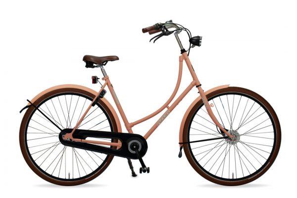 Azor Terschelling Salmon Pink Matte - Amsterdam Bicycle Company