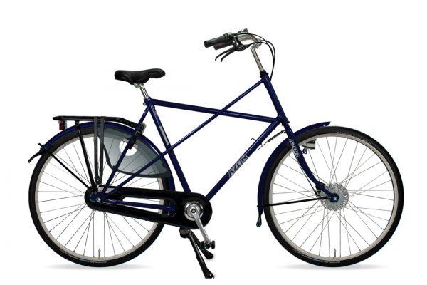 Azor Texel Gents Night Blue Gloss - Amsterdam Bicycle Company