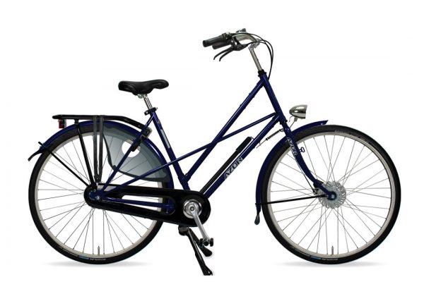 Azor Texel Ladies Night Blue Gloss - Amsterdam Bicycle Company