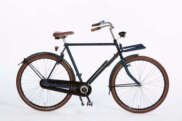 Azot Terschelling Gents Denim Blue Matte - Dutch Clean Bicycle