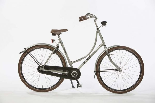 Azot Terschelling Ladies Silver Matte - Dutch Clean Bicycle