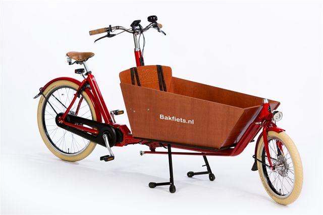 Dutch E-Cargo Bikes