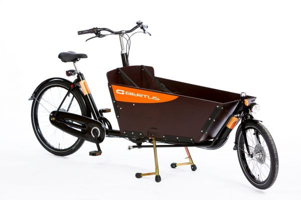 Bertus Bakfiets NN7 High Gloss Black