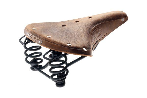Brooks B67 Aged Leather Saddle - Amsterdam Bicycle Company