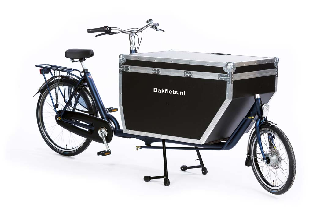 electric cargo bike for business amsterdam bicycle company. Black Bedroom Furniture Sets. Home Design Ideas