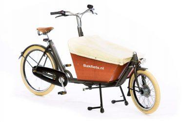 Cargo Box Cover (E-)Cargo Compact - Creme - Amsterdam Bicycle Company