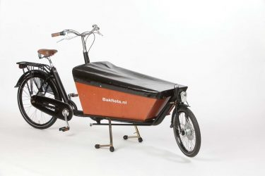 Cargo Box Cover (E-)Cargo Long - Black - Amsterdam Bicycle Company