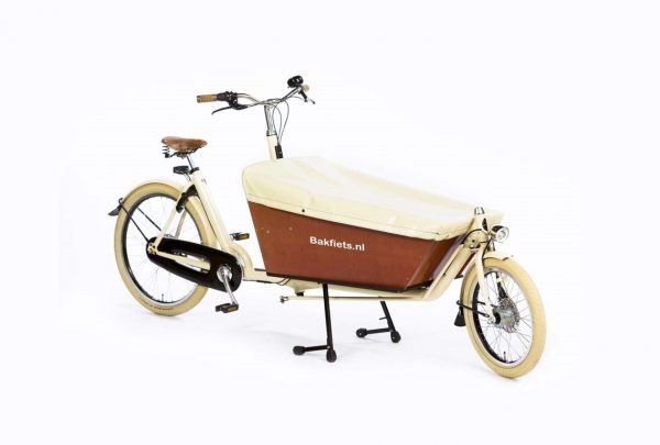 Cargo Box Cover (E-)Cargo Long - Creme - Amsterdam Bicycle Company