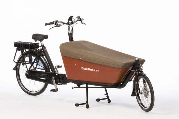 Cargo Box Cover (E-)Cargo Long - Tweed - Amsterdam Bicycle Company