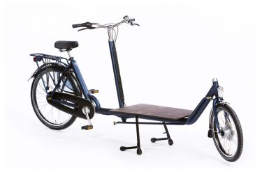 Cargo Classic Long Board Only Denim Blue Matte - Amsterdam Bicycle Company