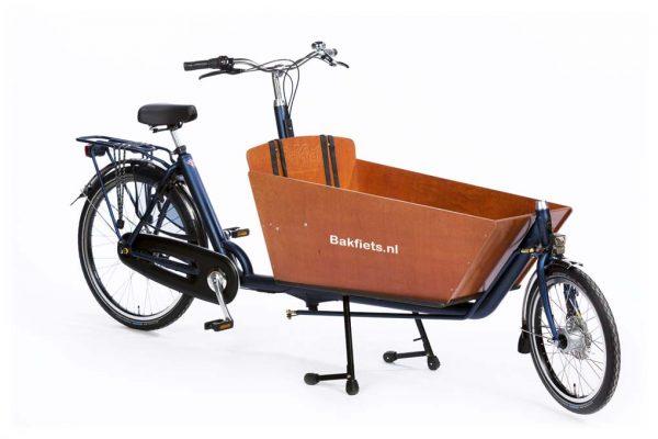 Cargo Classic Long Denim Blue Matte - Amsterdam Bicycle Company