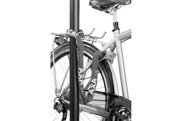 Chain lock AXA - plugged in - Amsterdam Bicycle Company