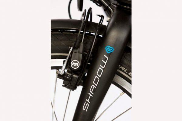 E-Cargo Shadow - Magura Hydraulic Front Brake - Amsterdam Bicycle Company