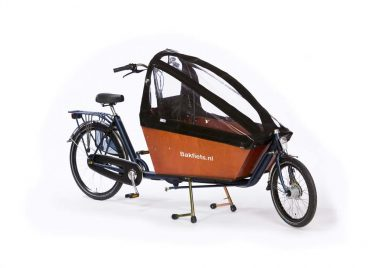 Foldable Rain Cover - Amsterdam Bicycle Company