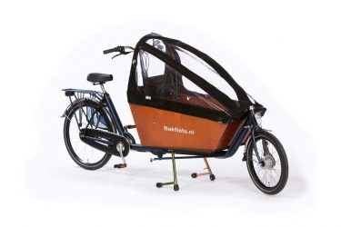 Folding Rain Cover - Amsterdam Bicycle Company