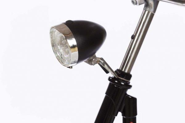LED 'Oma' Headlight - Dutch Classic Bicycle