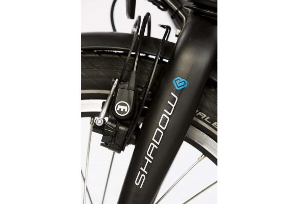 Magura Hydraulic Rim Brake of front wheel - Amsterdam Bicycle Company