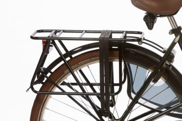 Rear Rack for child seats - Amsterdam Bicycle Company