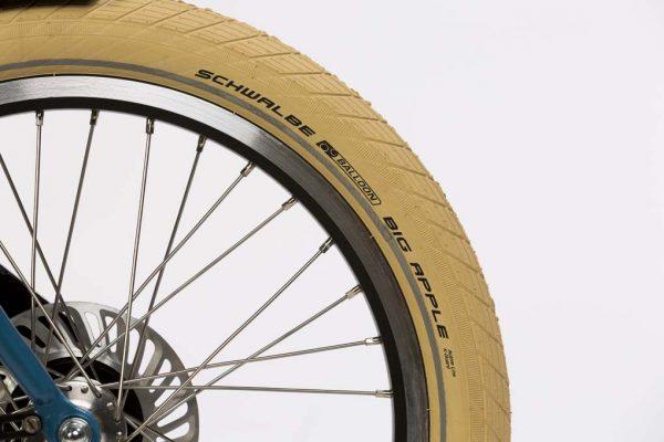 Schwalbe Big Apple Creme - Amsterdam Bicycle Company