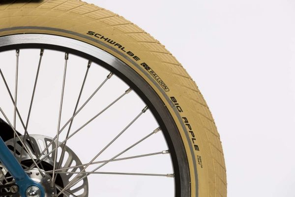 Schwalbe Big Apple Cream - Amsterdam Bicycle Company