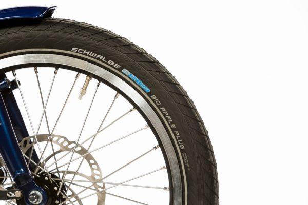 Schwalbe Big Apple Plus - Black - Amsterdam Bicycle Company