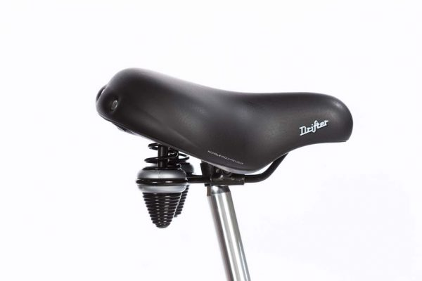 Selle Royal Drifter - Black - Amsterdam Bicycle Company