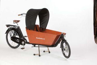 Sunshade for (e-)cargo bike - Amsterdam Bicycle Company