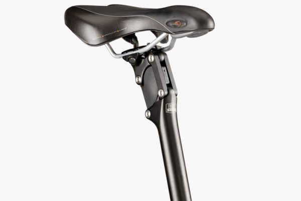 Suspension seatpost parallel - Amsterdam Bicycle Company