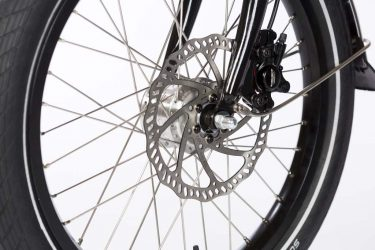 Hydraulic Disk Brake - Front - Amsterdam Bicycle Company