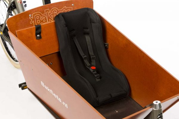 Toddler Seat 4-seasons - Amsterdam Bicycle Company