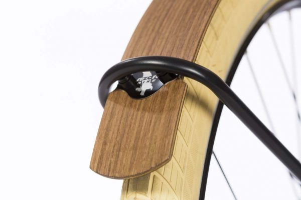 Wood Fender - Dutch Design Bicycle