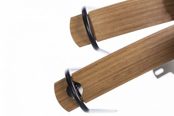 Wood fenders for (e-)cargo bike